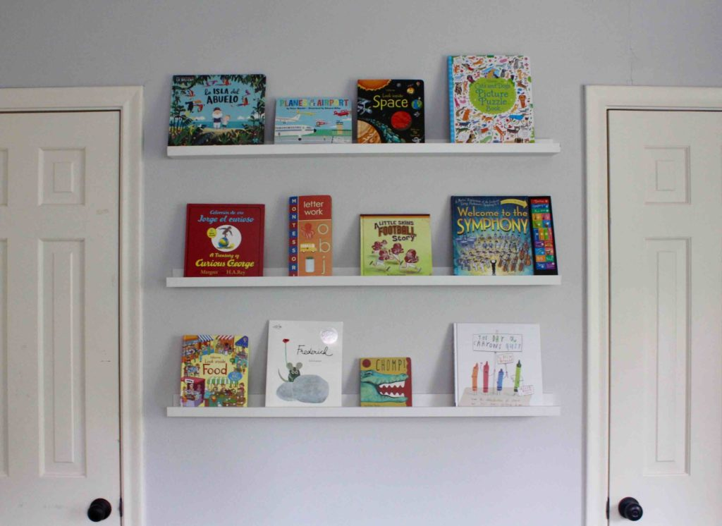 how to organize kid's books how to organize children's books