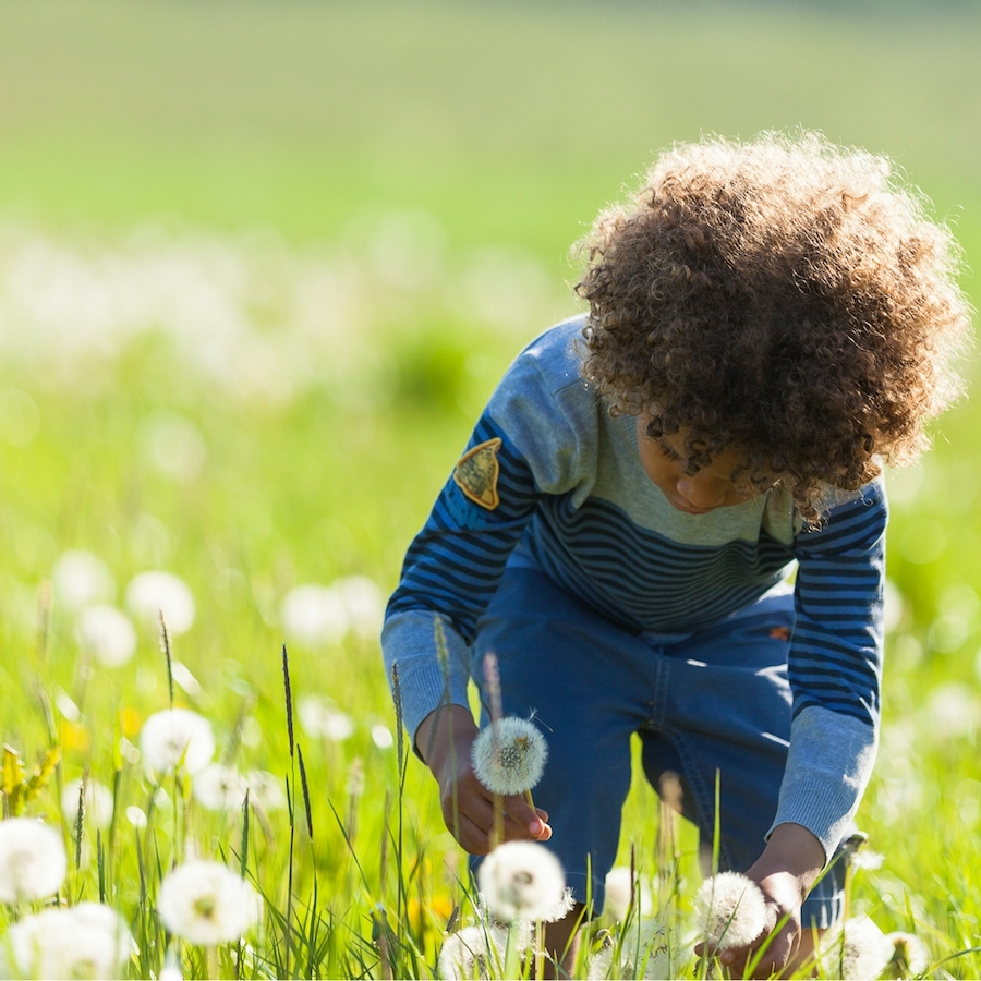 100 days of outdoor play