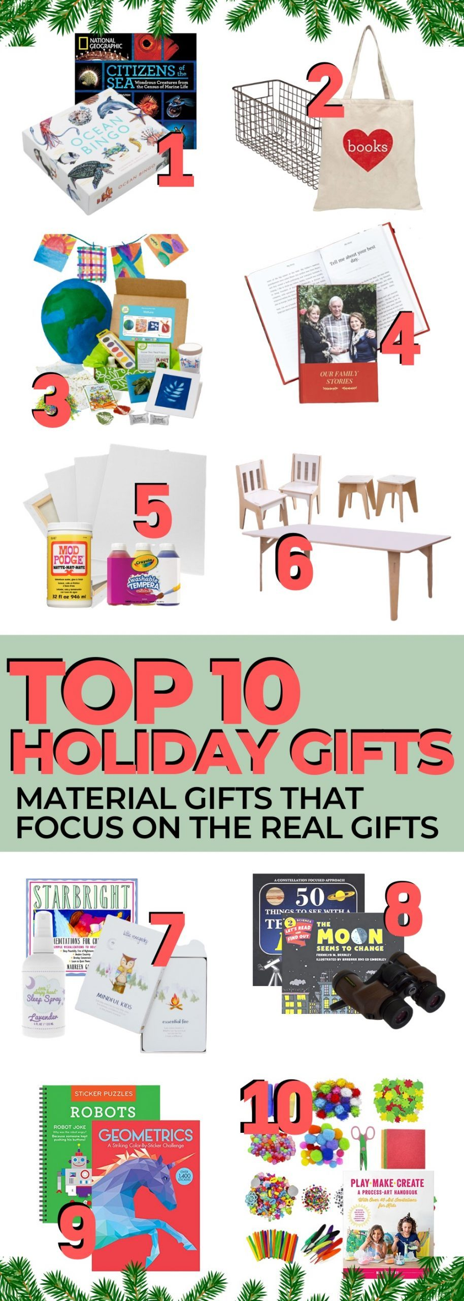 Simple Families Holiday Gift Guide 2019 | Simple Families