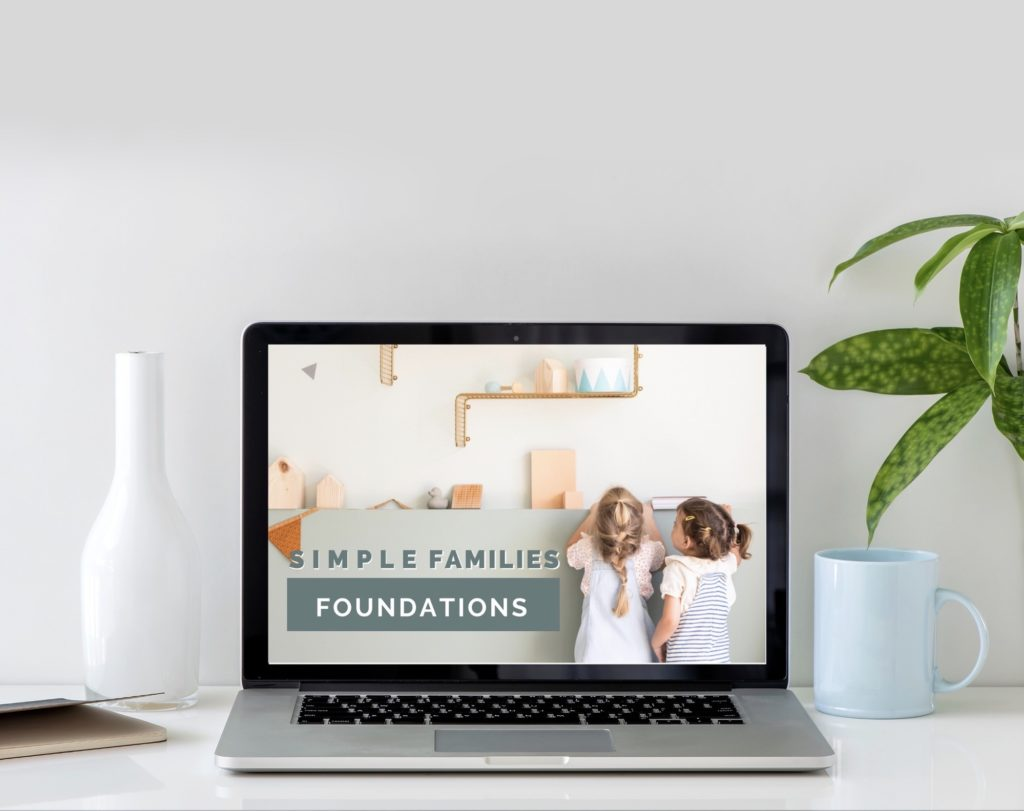 simple-families-foundations