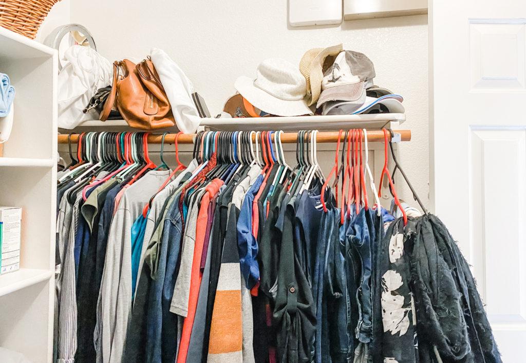 Beige biggroup Shirts Hangers Multi Layer Space Saving Clothes Blouse Rack Non Slip Suits Closet Wardrobe Hanging household Hooks