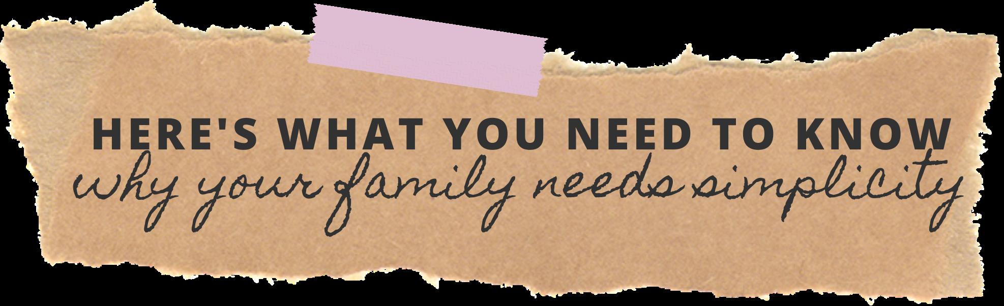 simple-families-foundations-program